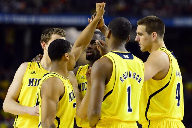 Michigan Basketball: Best-Case Scenarios for Projected Starters in 2014