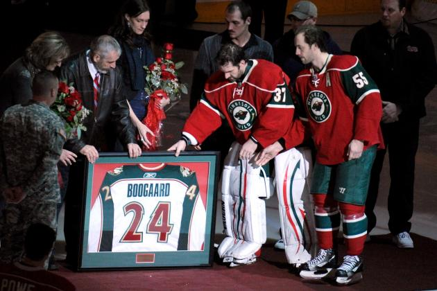 Ranking the 5 Biggest Fan Favorites in Minnesota Wild History