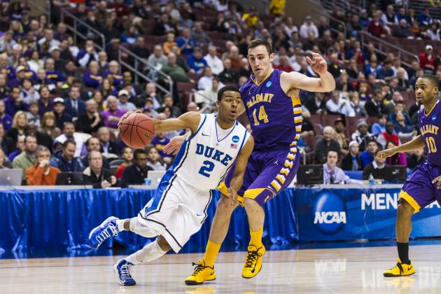 Ranking the 10 Best Pick-and-Roll Combos for 2013-14 NCAA Basketball Season