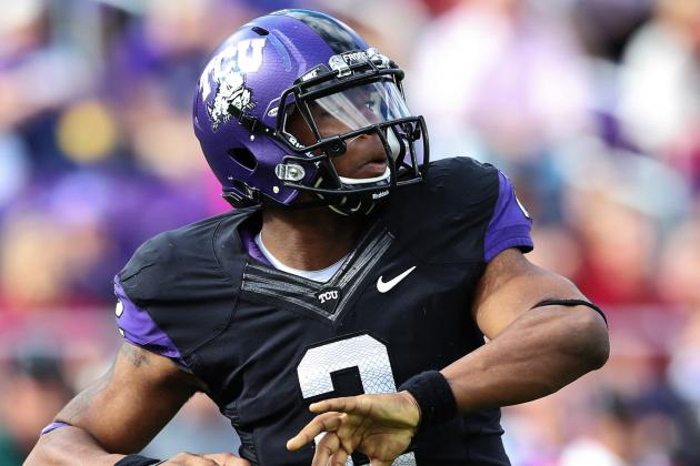 Big 12 Football: Power Ranking the Best Uniforms in the Big 12