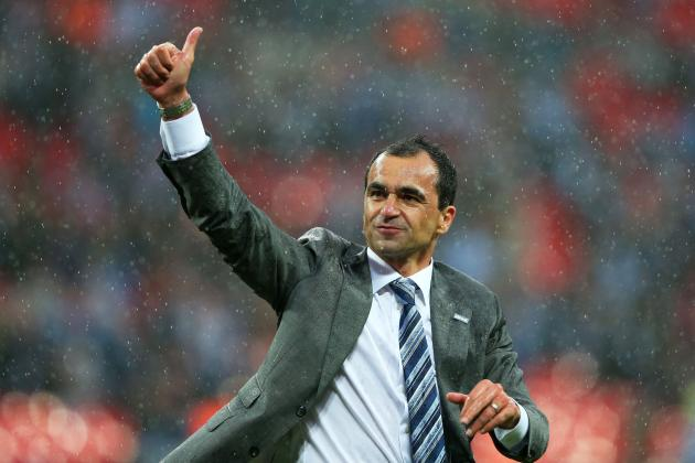 6 Key Games for Roberto Martinez to Launch His Everton Career in Style