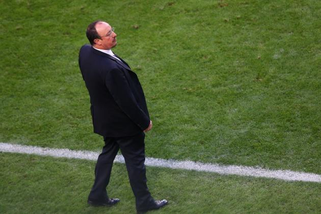Napoli Transfers: 5 Players Who Would Suit Benitez' Tactical Outlook