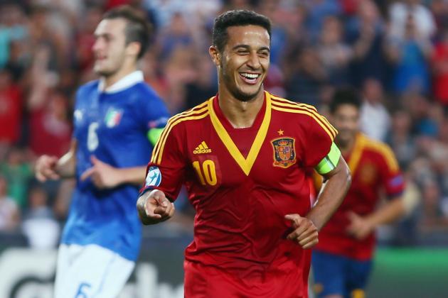 Summer Transfer Window Gossip: Thiago Alcantara, Luis Suarez, Gonzalo Higuain