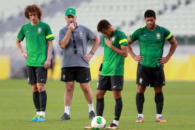 5 Biggest Ways Brazil Must Improve to Win World Cup 2014