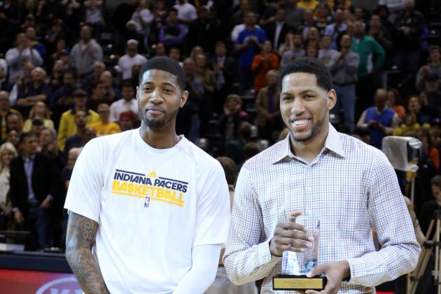 What a Tandem of Paul George and Danny Granger Would Look Like