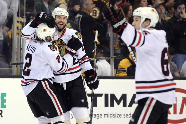 Ranking Game 4 Among the 10 Best Stanley Cup Final Games of This Generation