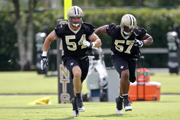 Bubble Watch for New Orleans Saints Training Camp