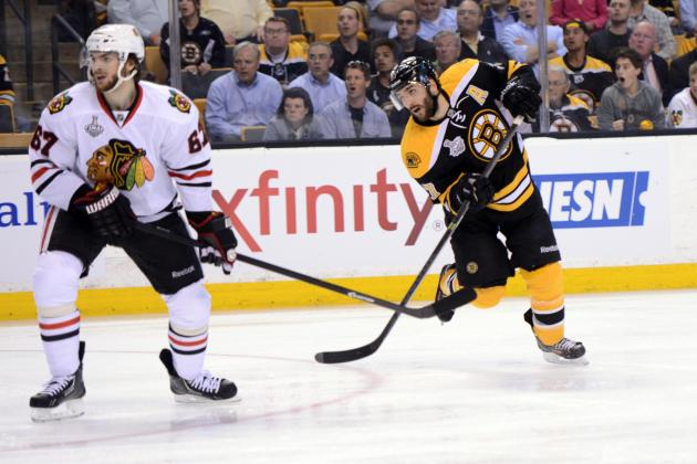 Stanley Cup Final 2013: Updated Conn Smythe Award Rankings