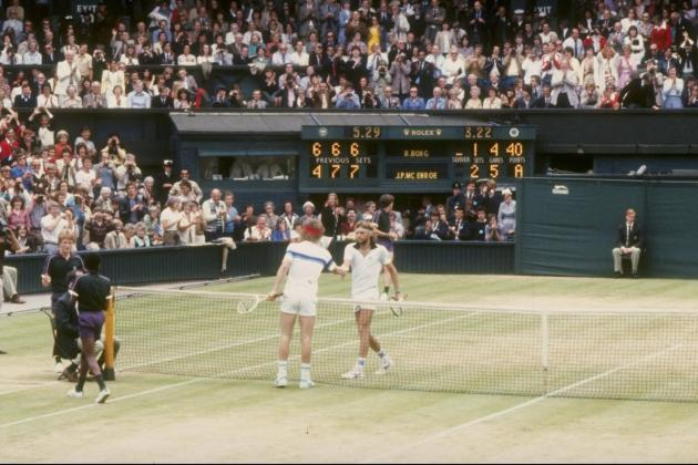 The Most Memorable Matches in Wimbledon History