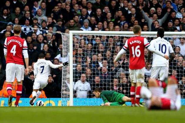 When the Spurs Go Marching In: Tottenham's Month of Truth