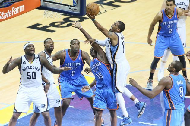 Most Memorable Moments of the Memphis Grizzlies' 2013 Postseason