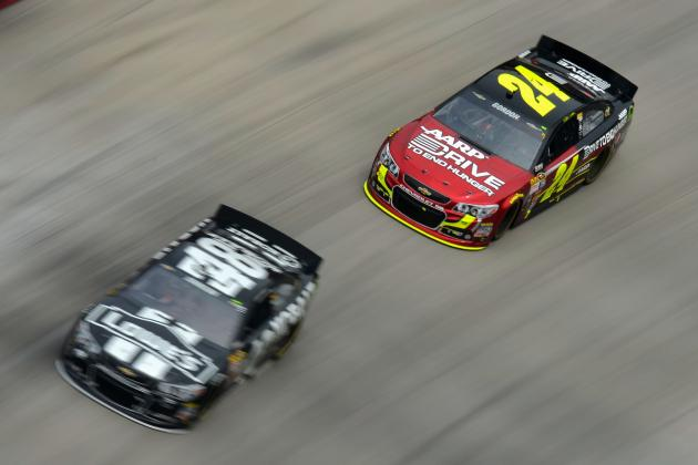 The 10 Most Disciplined Drivers in NASCAR