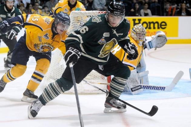 NHL Draft 2013: The 10 Biggest Wild Cards in This Year's Class