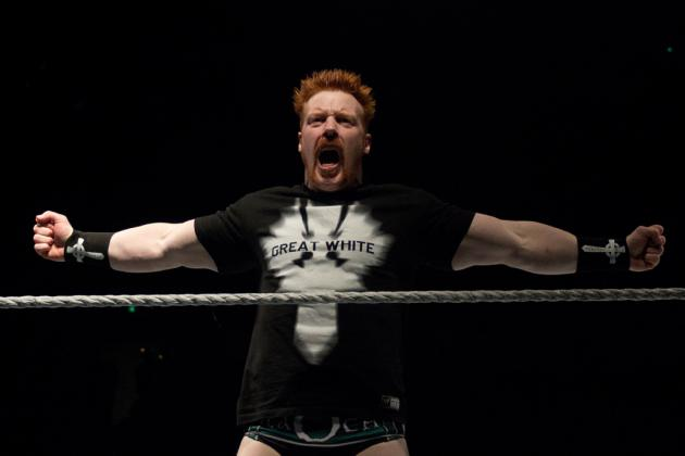 WWE Payback 2013 Results: Was a Pre-Show Match the End of Sheamus as a Top Guy?