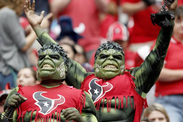8 Ways You Know You Are a Houston Texans Fan