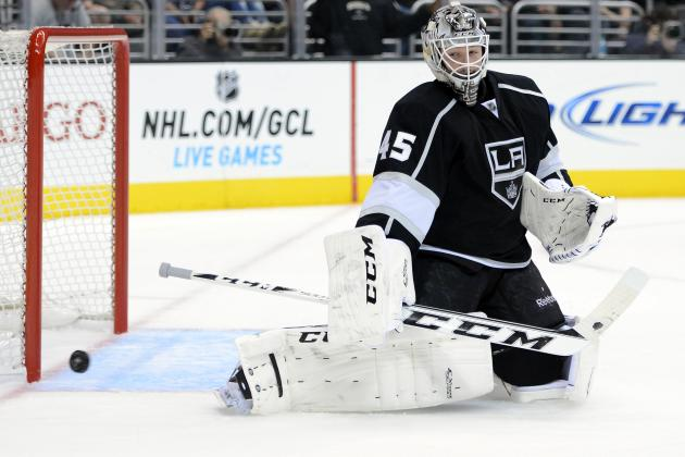 Jonathan Bernier Trade Speculation: 7 Possible Destinations for LA Kings' Backup