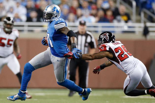 Power Ranking the Top 10 Wide Receivers in Fantasy Football for 2013