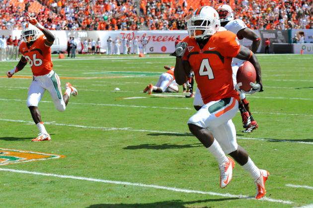 Miami Football: 10 Players We Are Most Excited to Watch in 2013