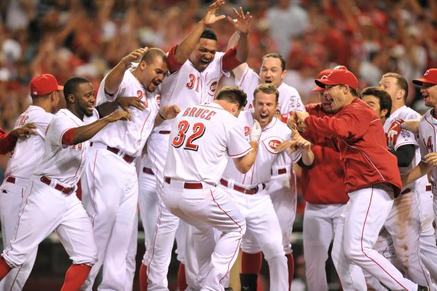 Cincinnati Reds' 10 Most Telling Stats That Define Their First Half