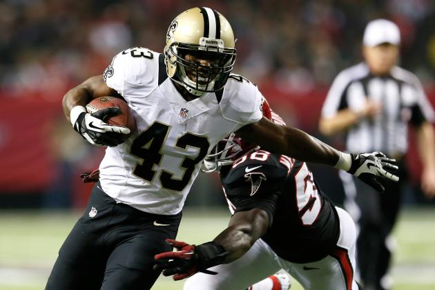Projected New Orleans Saints' Final 53-Man Roster, Training Camp Edition