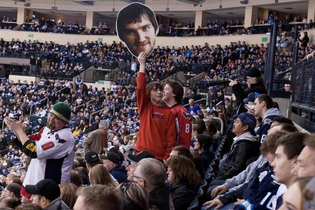 The 5 Biggest Fan Favorites in the History of the Washington Capitals