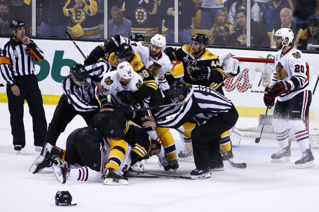 Critical Keys in Game 5 of 2013 Stanley Cup Final