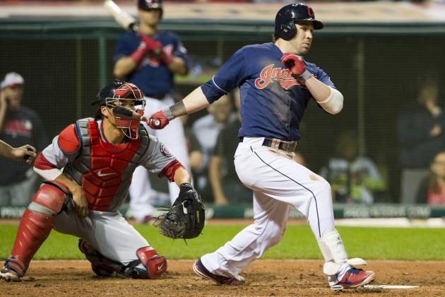 Cleveland Indians Biggest Winners, Losers of the First Half of the Season