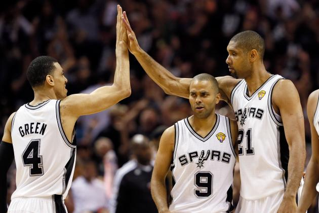 What's Next for San Antonio Spurs and Their Big Three?