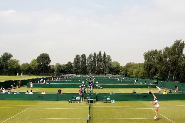 Wimbledon 2013: Top Men's 1st-Round Matches