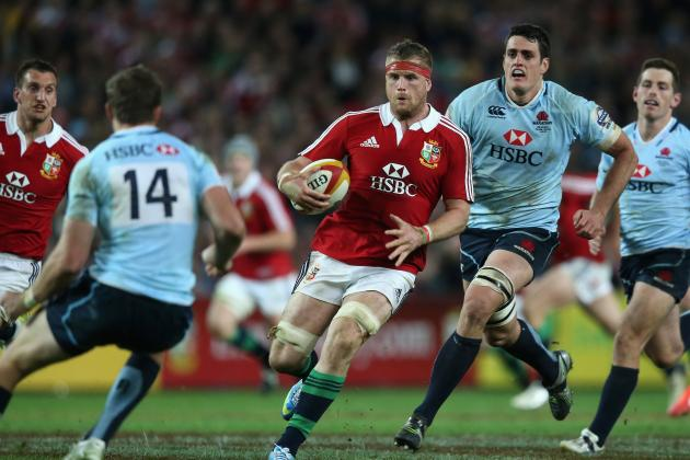 British and Irish Lions vs. Australia: 5 Key Battles to Watch in the 1st Test