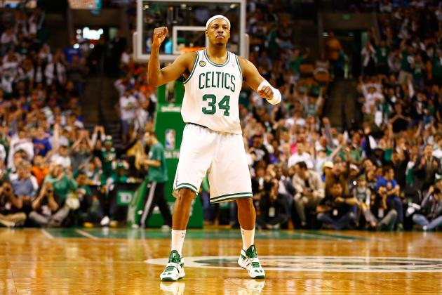 Best Potential Landing Spots for Paul Pierce