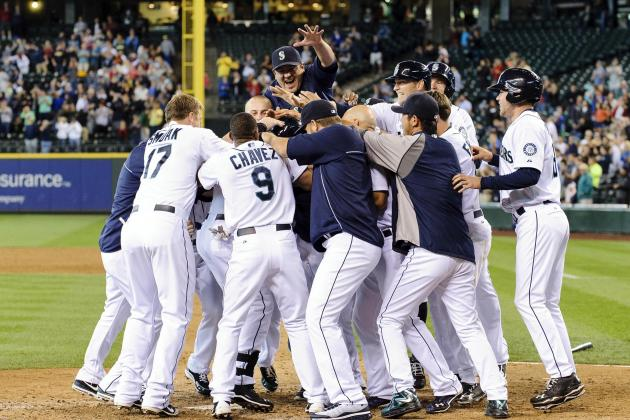 Seattle Mariners' Biggest Winners, Losers of the First Half of the Season