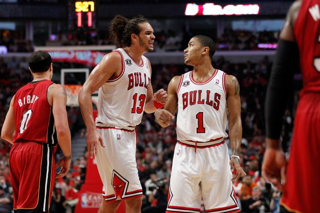 Definitive Blueprint for Chicago Bulls to Become Title Contenders by 2014