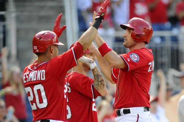 Reasons to Believe the Washington Nationals Can Still Make Big 2nd-Half Surge