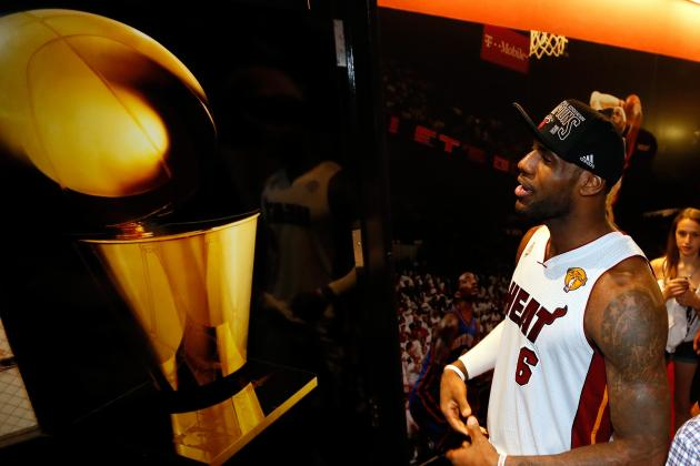 How LeBron James' Career Actually Stacks Up Against Michael Jordan's