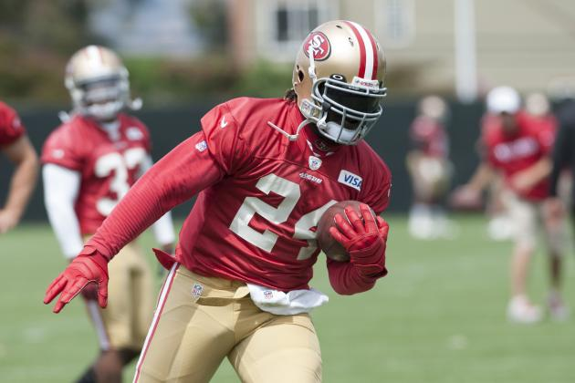 San Francisco 49ers: 5 Players Firmly on the Roster Bubble