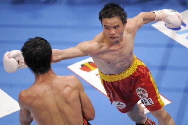 Xiong Zhao Zhong vs. Denver Cuello: Preview and Prediction for Title Fight