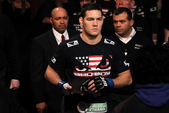 UFC 162 Preview: Power Ranking Chris Weidman's 9 Professional MMA Fights