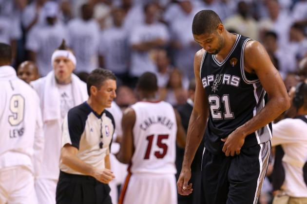 Which San Antonio Spurs' Legacies Were Most Damaged by NBA Finals Loss?