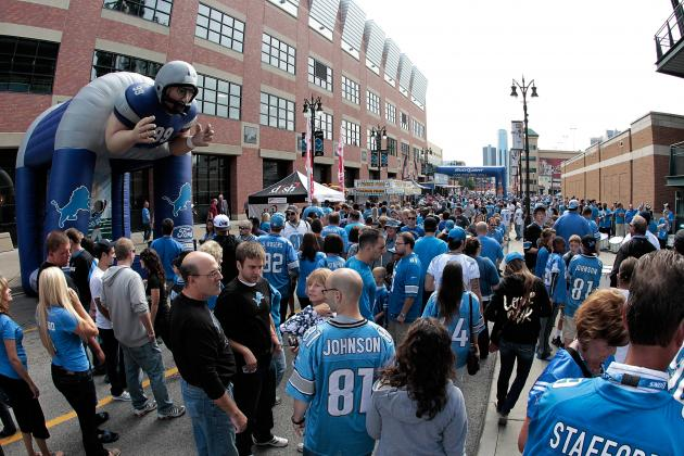 Things Detroit Lions Fans Say