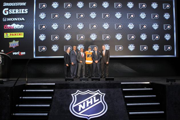 Philadelphia Flyers' Full 7-Round 2013 NHL Mock Draft