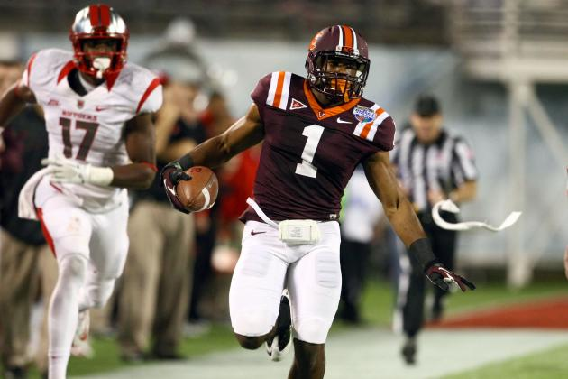 Virginia Tech Football: 5 Players We Are Most Excited to Watch in 2013