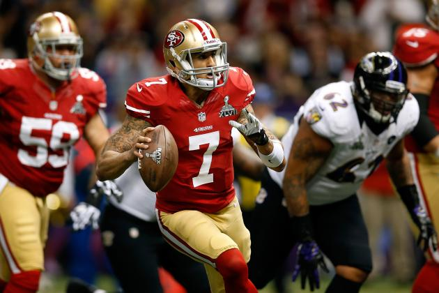 Colin Kaepernick vs Russell Wilson: Who Takes NFC West Crown?