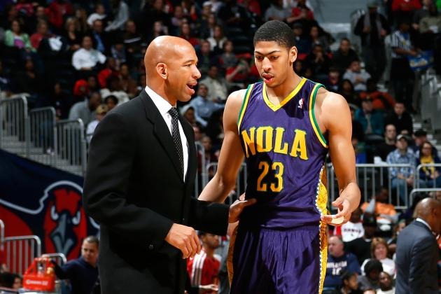 New Orleans Pelicans: Dream Scenario at Every Position in 2013-14