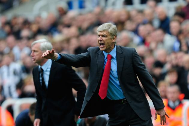Tactical Tweaks Arsene Wenger Should Make at Arsenal Next Season