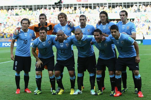 Uruguay vs. Italy: Breaking Down Confederations Cup Third-Place Playoff