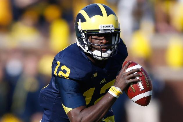 Michigan Football: 4 Players We Are Most Excited to Watch in 2013