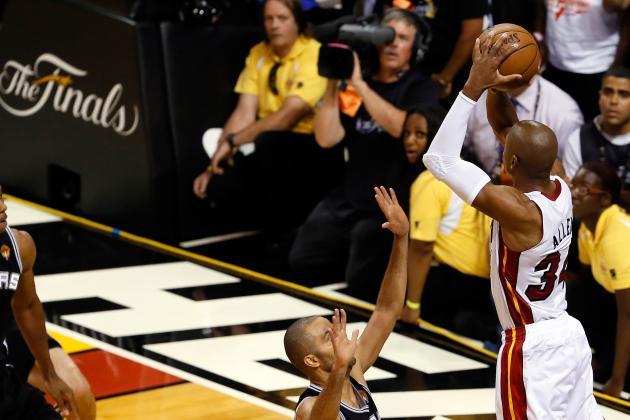 Top 10 Memorable Moments of Miami Heat's 2013 Postseason