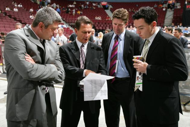 Detroit Red Wings: The 5 Biggest Draft Fails in GM Ken Holland's Tenure