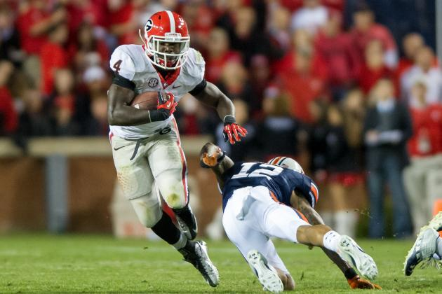 Georgia Football: 8 Players We Are Most Excited to Watch in 2013